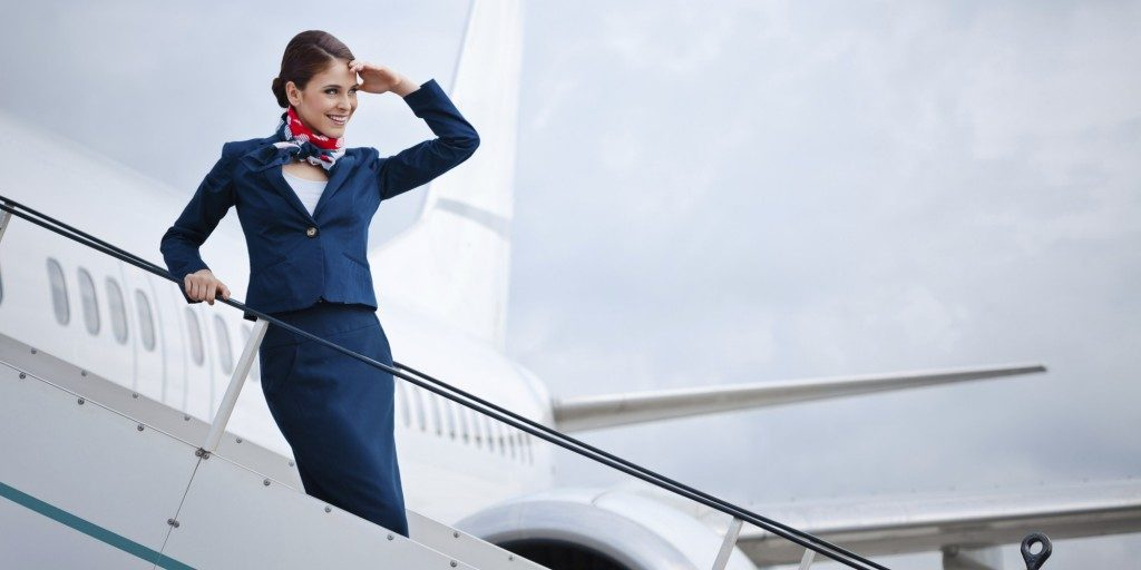 Ever Wanted to Become a Flight Attendant?